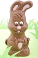 choc. easter bunny